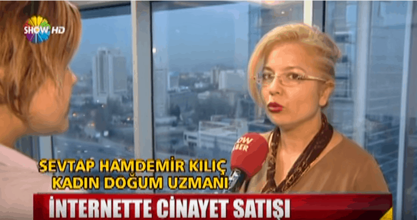 Suda doğumu Prof.Dr.Sevtap Hamdemir anlatıyor